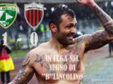 AVELLINO-NOCERINA 1-0, Biancolino goal. Lupi una fuga che sa di B!
