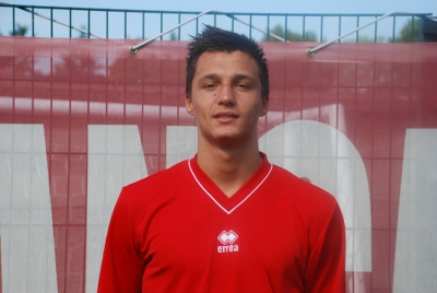 Vasile Mogos difensore dell'Asti