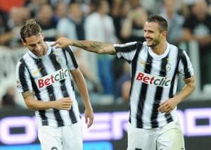 Claudio Marchisio e Simone Pepe