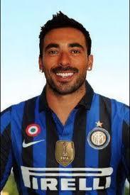Fotomontaggio - Lavezzi in maglia Inter