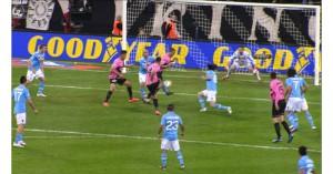 Primo gol Juve-Napoli