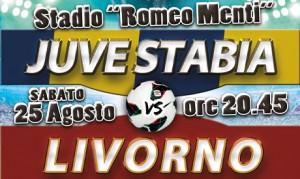 Juve Stabia vs Livorno (fonte:ssjuvestabia.it)