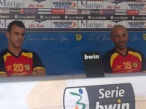 Gorzegno e Bruno in conferenza stampa (Michael Iuzzino/TuttoCalciatori)