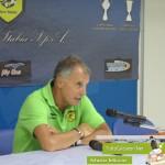 Piero Braglia, allenatore della Juve Stabia (Mario Miccio/TuttoCalciatori)
