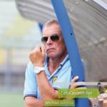 Piero Braglia, allenatore della Juve Stabia (Michael Iuzzino/TuttoCalciatori)