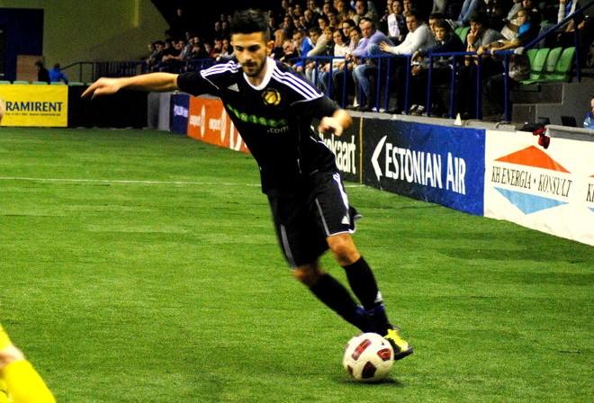 Damiano Quintieri in azione (immagine dal web)