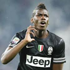 Il centrocampista della Juventus Paul Pogba.