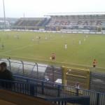 Propatria-Alessandria 3-2 a porte chiuse, Carlo Speroni