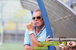 Piero Braglia, alla guida della Juve Stabia dal 2010