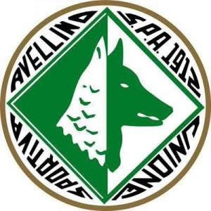 Il logo della U.s. Avellino 1912(foto dalla rete)