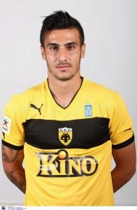 Giorgios Katidis (foto dalla rete)