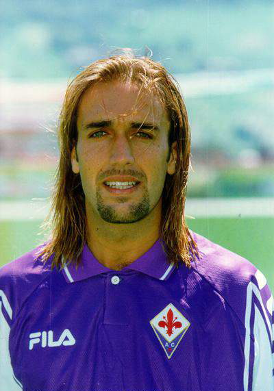 Top people gabriel batistuta