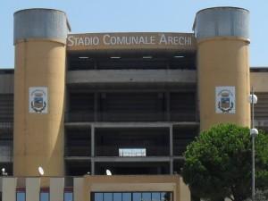 """Stadio """"Arechi"""" di Salerno (foto dalla rete)"""