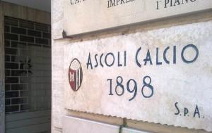 Sede Ascoli Calcio (foto:picenooggi.it)