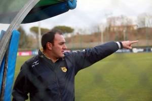 Mario Turi, allenatore della Juve Stabia primavera