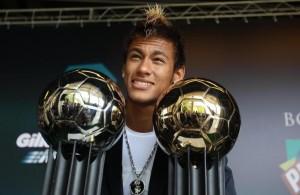 Neymar, vincitore delle ultime due edizioni