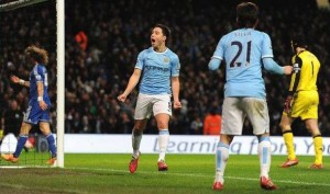 Manchester City-Chelsea di FA Cup