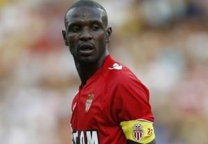 Eric Abidal, capitano del Monaco (foto: goal.com)