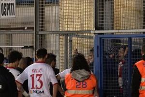 Padova ferocemente contestato dopo la sconfitta di Latina (foto dalla rete)
