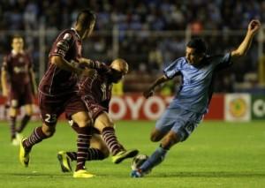 Il Bolivar torna in Semifinale dopo 28 anni  (foto www.telemundo33.com)