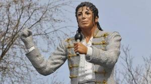 Michael Jackson Statua