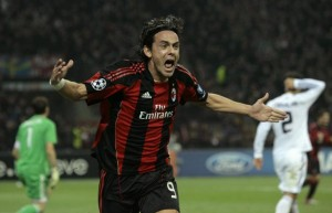 Inzaghi calciatore  (foto www.linkiesta.it)