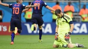 L'Olanda fa cinque gol e la Spagna è in ginocchio  (foto www.dw.de)
