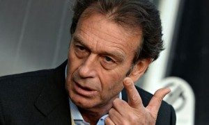 Massimo Cellino ha comprato il Leeds cinque mesi fa  (foto www.theguardian.com)