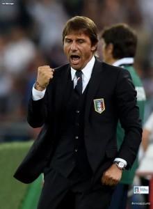 C.T. Antonio Conte foto dal web