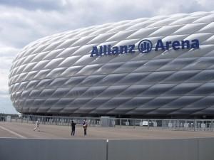 Allianz Arena (foto dalla rete)