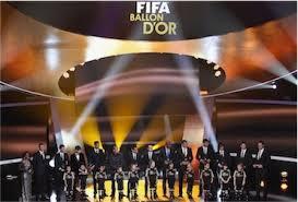 Una immagine del passato gala dei premi FIFA  (foto en.olympic.cn)