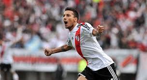 Leonel Vangioni con la maglia del River Plate (immagine dal web)