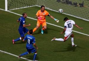 Italia - Costa Rica 0-1  (foto www.gqitalia.it)