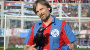 Viggo Mortensen è tifosissimo del San Lorenzo  (foto www.taringa.net)