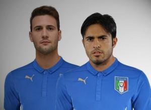 I nuovi oriundi Vázquez ed Éder  (fotomontaggio realizzato da www.ansa.it)