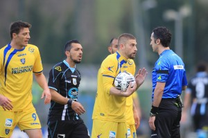Frosinone-Entella 3-3 (foto dal web)