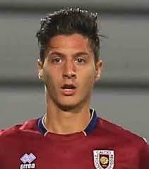 Alessandro Spanò, difensore Reggiana (foto dalla rete)