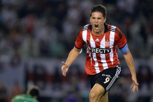 Guido Carrillo, attaccante Estudiantes (foto dalla rete)
