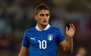 Marco Verratti,obiettivo della Juventus