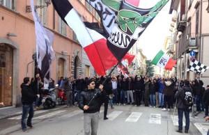 I tifosi dell'Ascoli Picchio