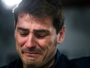 Le lacrime di Casillas
