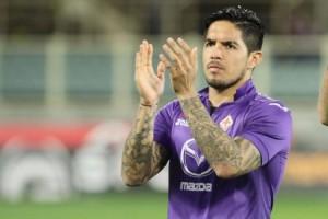 Juan Manuel Vargas, cerca squadra dopo aver chiuso la sua esperienza alla Fiorentina  (fonte foto www.maidirecalcio.com)