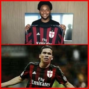 Luiz Adriano e Bacca conformeranno il nuovo attacco del Milan  (fonte foto www.bookigram.com)
