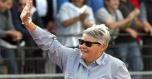 Maria Francesca Tardella, presidentessa Maceratese (foto dalla rete)