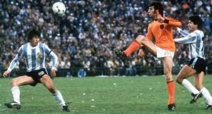 Nanniga nella finale Olanda-Argentina
