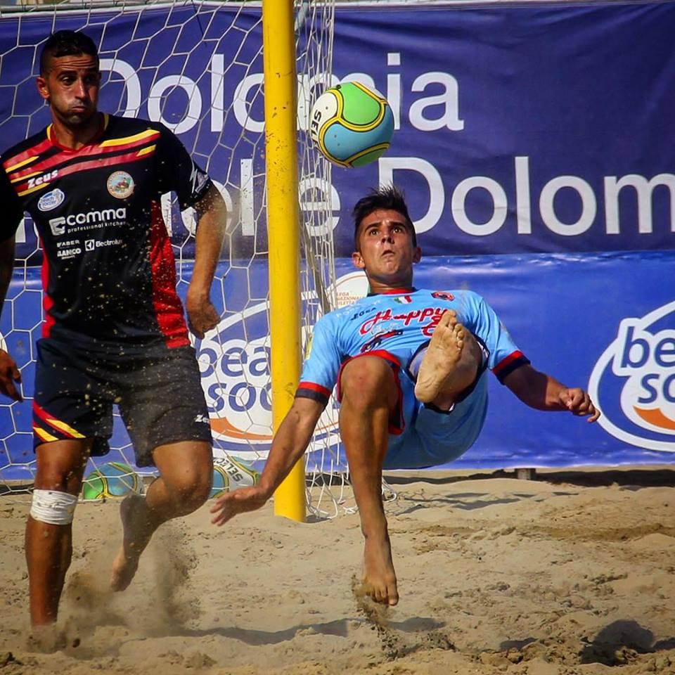 Luca Addarii (Sambenedettese Beach Soccer)