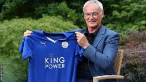 Claudio Ranieri, tecnico del Leicester