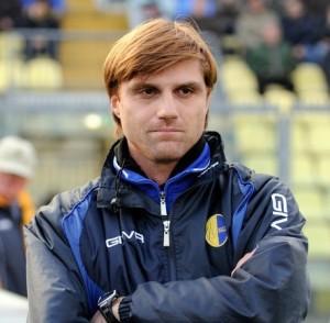Il tecnico del Parma Luigi Apolloni (foto dalla rete)