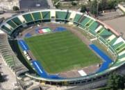Lo stadio Partenio-Lombardi di Avellino