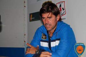 Andrea Sottil, tecnico del Siracusa
